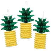 Pineapple Lanterns-3 Pack
