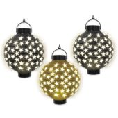Star Light Up Lanterns-3 Pack