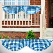 Oktoberfest Fabric Bunting Decoration