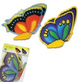 Butterfly Honeycomb Tissue Decorations - 2 Per Unit
