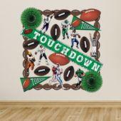 Football Touchdown Decorating Kit