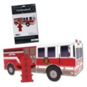 Fire Truck Centerpiece-5""
