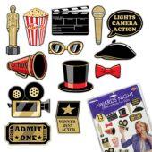 Awards Night Photo Booth Prop Kit