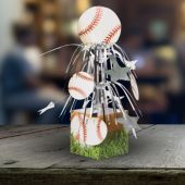 Baseball Centerpiece - 12 1/2""