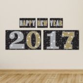2017 New Year Decorating Kit