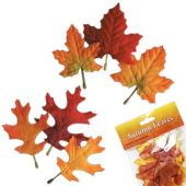 Fall Leaf Decorations -12 Per Pack