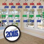 2015 Foil Danglers