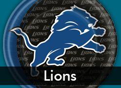 Detroit Lions Party Supplies