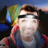 LED Headlight Headband