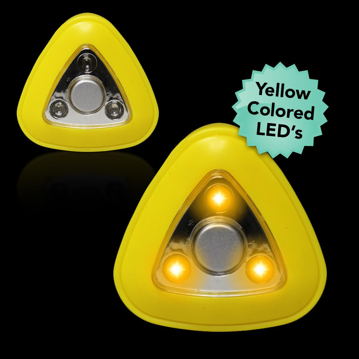 Yellow Flicker Light FLA072EA