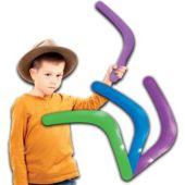 "16"" Plastic Boomerang"