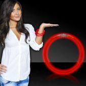 "Red Glow Bracelets-8""-50 Per Tube"