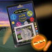 Orange Glow Flyer Golf Ball