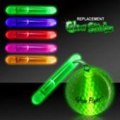 Glow Flyer Golf Ball Glow Sticks