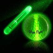Green Glow Stick For Glow Flyer Golf Ball