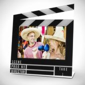 "Clapboard 3"" x 5"" Photo Frame"