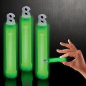 "Green Glow Sticks-4""-50 Pack"