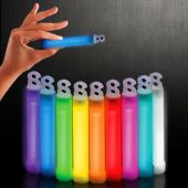"Assorted Color Glow Sticks-4""-50 Pack"