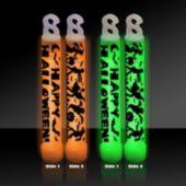 Happy Halloween Glow Sticks - 25 Pack