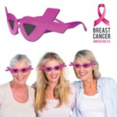 Pink Ribbon Sunglasses-12 Pack
