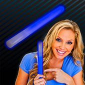 "Blue Glow Sticks-10""-25 Pack"
