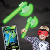 Green Glow Axe