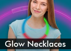 Glow Stick Necklaces