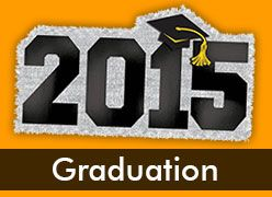 2015 Graduation Party Decorations