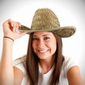 Cowboy Adult Size Hats - 12 Pack