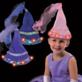 LED Princess Hats - 12 Pack