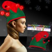 LED Elf Hat