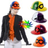 Jockey Helmets 4 Pack