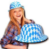 Oktoberfest Derby Hats-12 Pack