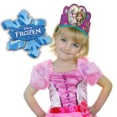 Disney's Frozen Paper Tiaras - 8 Pack
