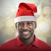 Santa Hats-12 Pack