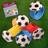Soccer Ball Rings - 12 Pack
