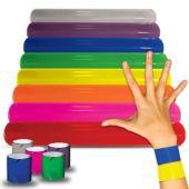 Slap Bracelets - 12 Pack