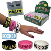 Message Bracelets- Unit of 24
