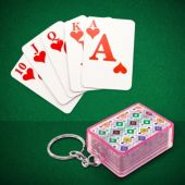 Playing Cards Key Chains