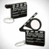 Movie Clap Board Keychains