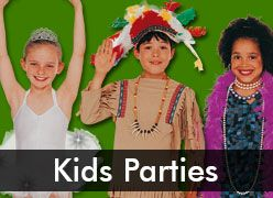 Kids Birthday Themed Party Supplies & Decorations