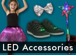 LED Accessories & Light Up Party Supplies