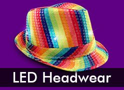 LED Headwear & Light Up Accessories