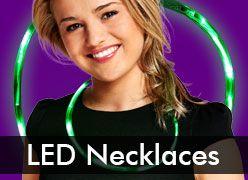 LED & Light Up Necklaces