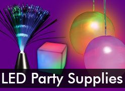 LED Party Supplies & Light Up Decorations
