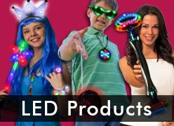 LED Products & Light Up Decorations