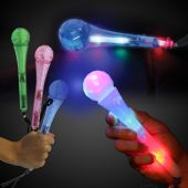 LED Microphones-12 Pack