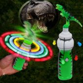 Dinosaur LED and Light-Up Spinner Wand