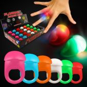 LED Jelly Rings-24 Pack
