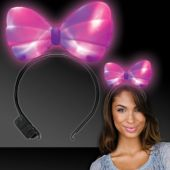 LED Hair Bow